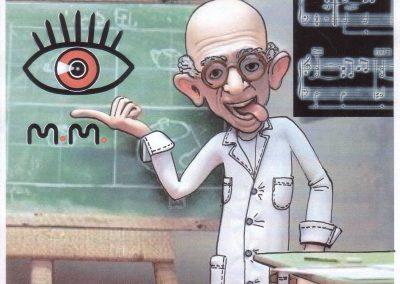 mad professeor
